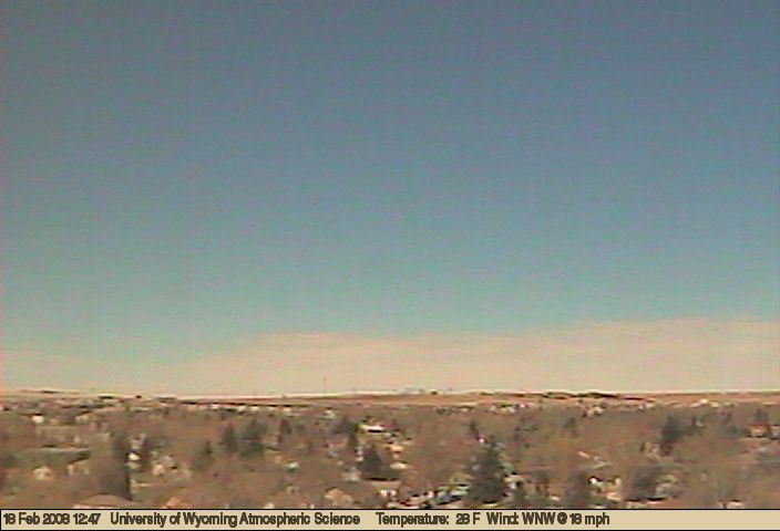 Laramie Weather Cam photo 3