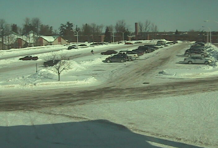 Clarkson University - Cheel Lot WebCam  photo 4