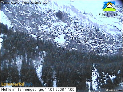 Webcam Cave Tennengebirge photo 3