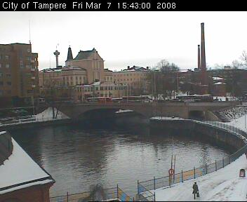 Tammerkoski river photo 3