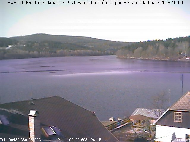 Rekreace webcam photo 3