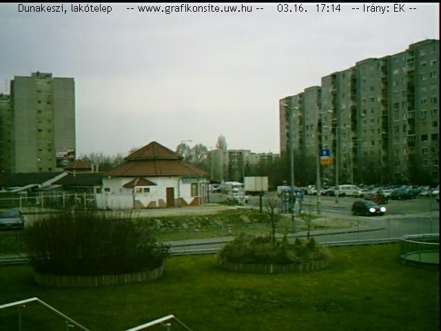 Dunakeszi webcam photo 4