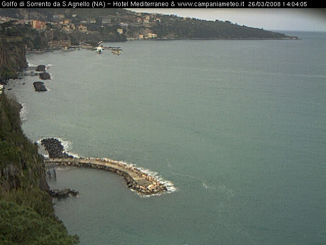 Sorrento webcam photo 4