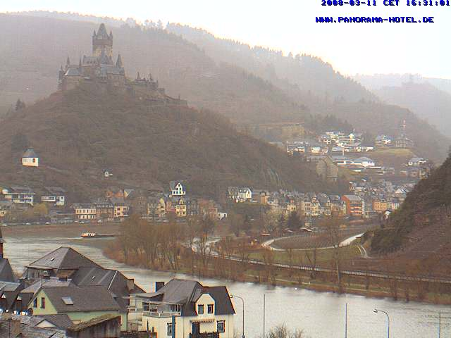 Reichsburg webcam photo 2