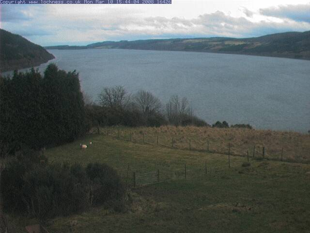 Loch Ness Cam photo 3