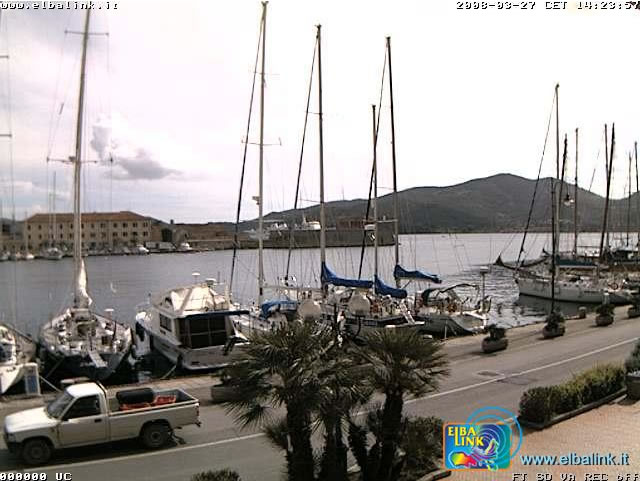Calata Mazzini webcam photo 4