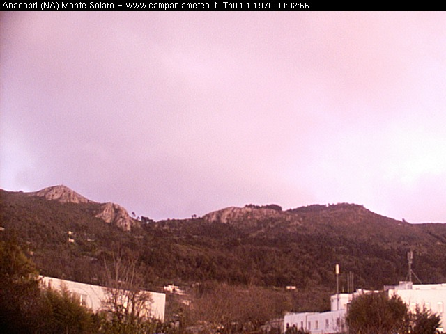 Anacapri  webcam photo 1
