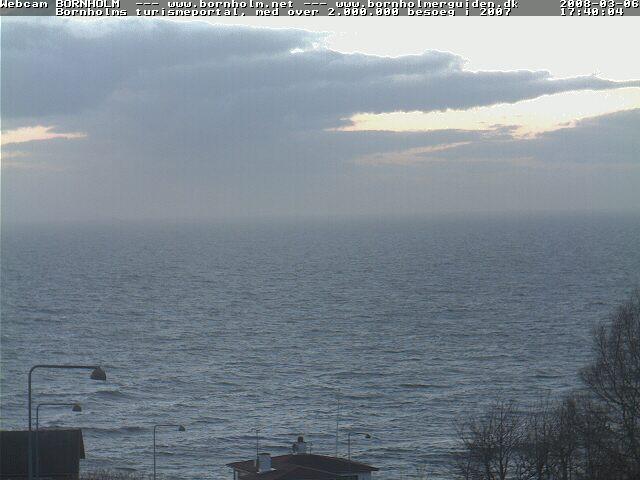 Bornholm - Vejr Webcam photo 2