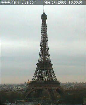 Eiffel tower photo 3