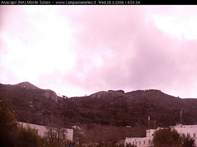 Anacapri  webcam photo 4