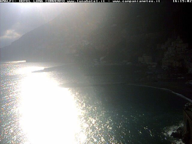 Amalfi Live webcam photo 2