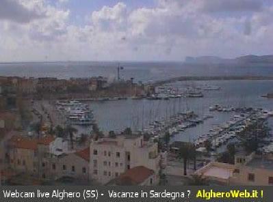 Alghero webcam photo 3