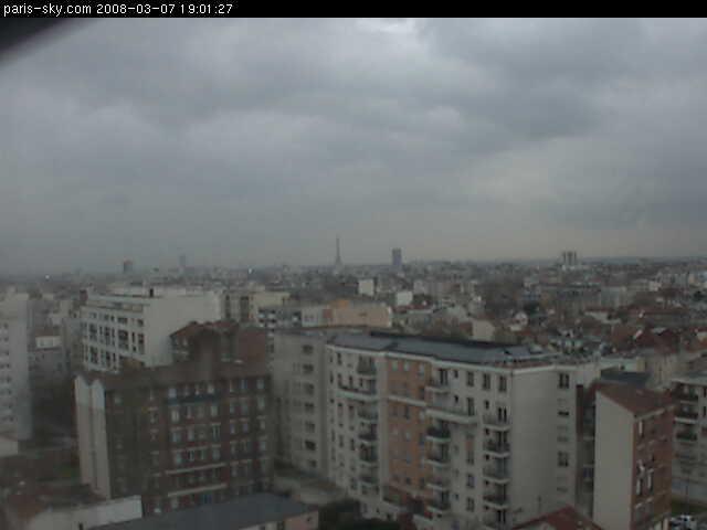 Paris Webcam Live View photo 2