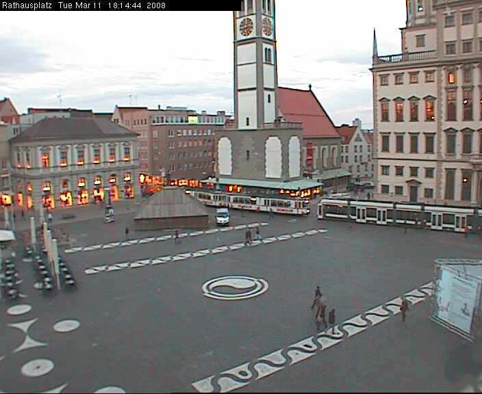 Webcam Rathausplatz photo 2