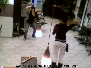 Hair concept webcam photo 4