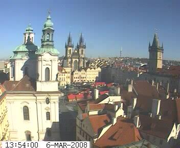 Prague Live Camera photo 1