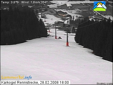 Lammertal Valley Webcam 2 photo 6