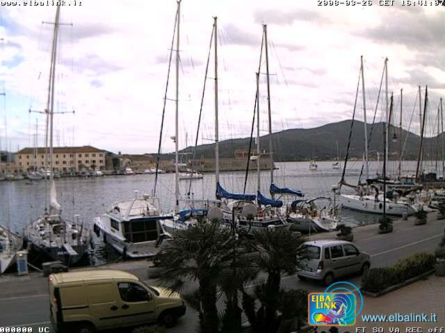Calata Mazzini webcam photo 3