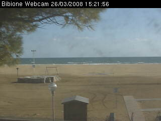Bibione webcam photo 3