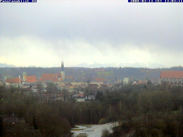 Altötting webcam photo 1