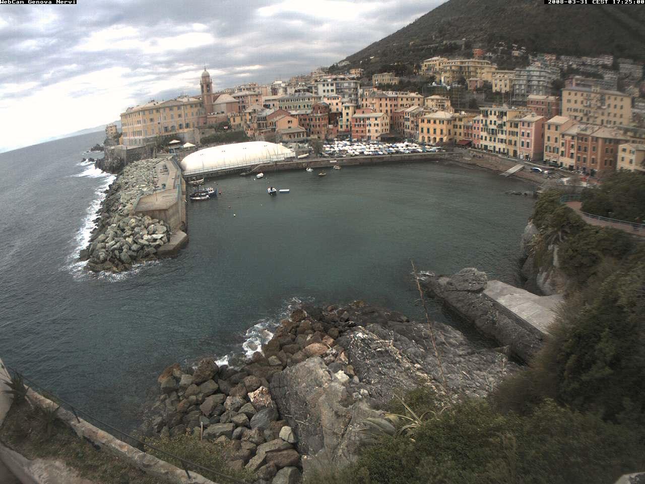 Webcam Genova Nervi photo 3