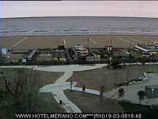 Rimini webcam photo 1