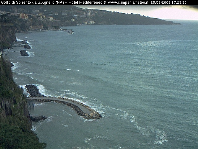 Sorrento webcam photo 2