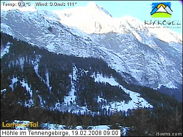 Webcam Cave Tennengebirge photo 4