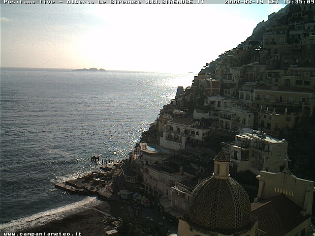 Positano  webcam photo 3