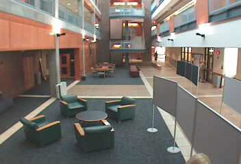 Featheringill Hall Atrium WebCam photo 2