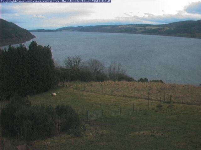 Loch Ness Cam photo 2