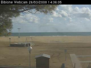 Bibione webcam photo 1