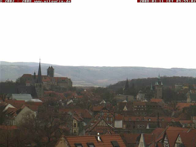 Quedlinburg webcam photo 3
