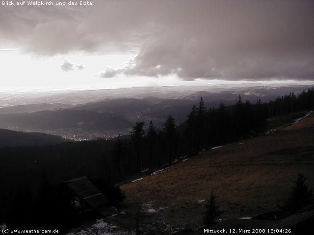 Waldkirch webcam photo 1