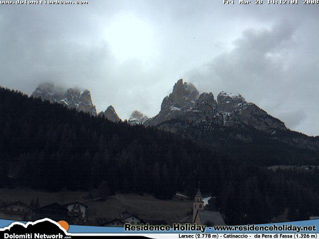 Catinaccio webcam photo 5