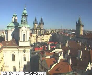 Prague Live Camera photo 3