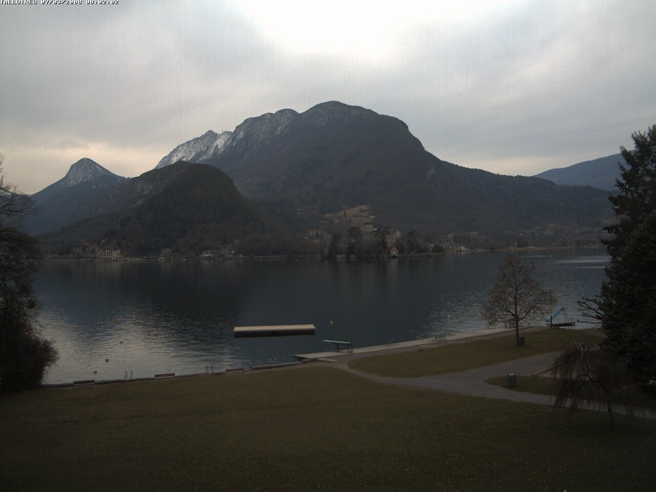 Talloires webcam photo 2