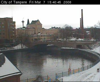 Tammerkoski river photo 2