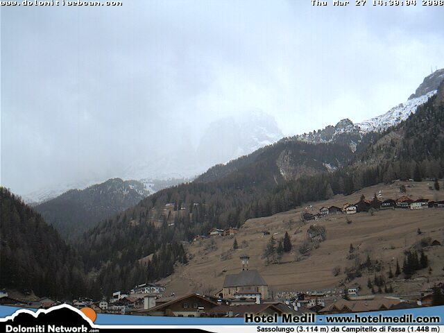 Campitello webcam photo 5