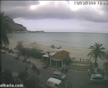 Mondello webcam photo 3