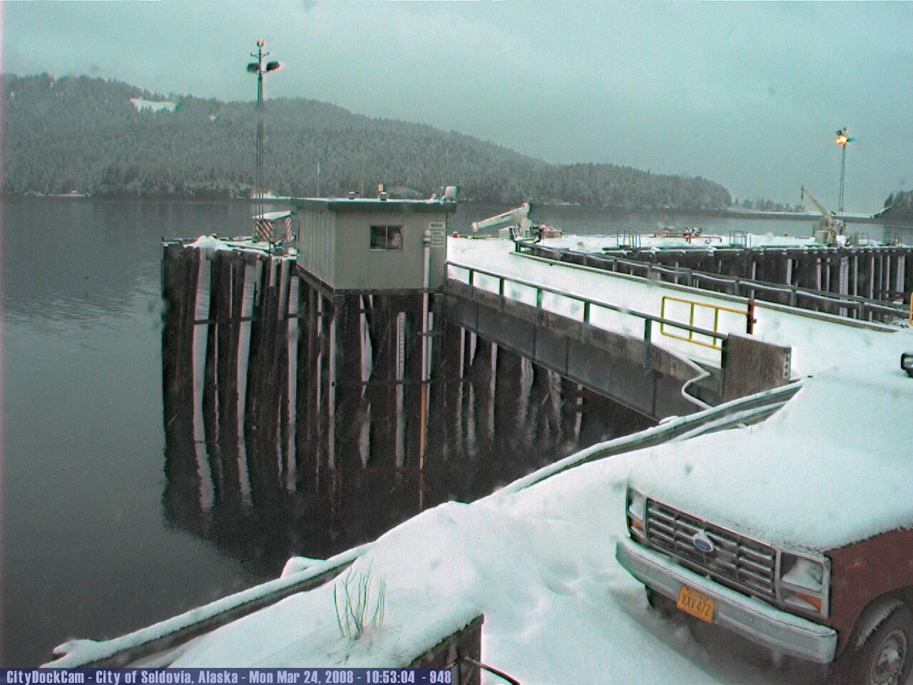 Seldovia City Dock Cam photo 2