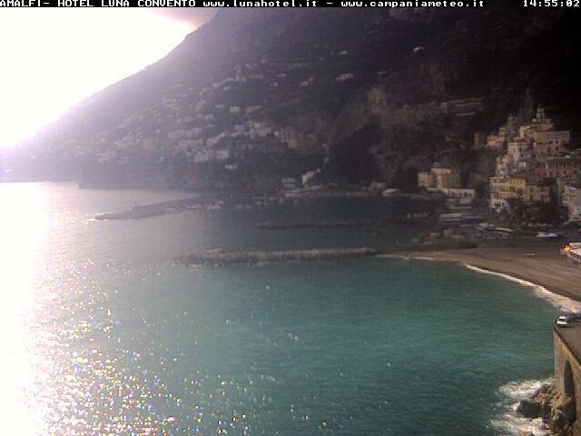 Amalfi Live webcam photo 4