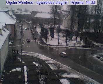 Ogulin webcam photo 5