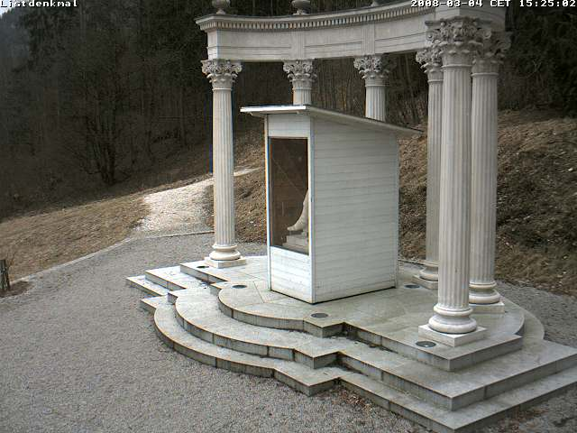 List Monument Webcam photo 1
