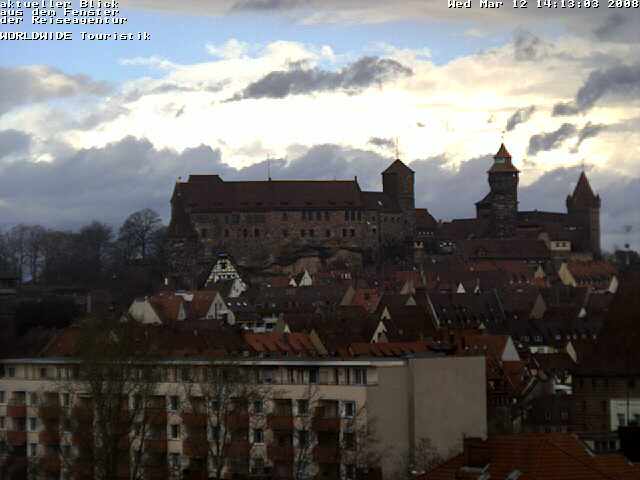 Nuremberg webcam photo 3