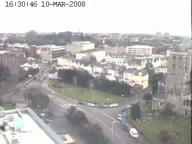 BBC Devon Exeter Webcam photo 2