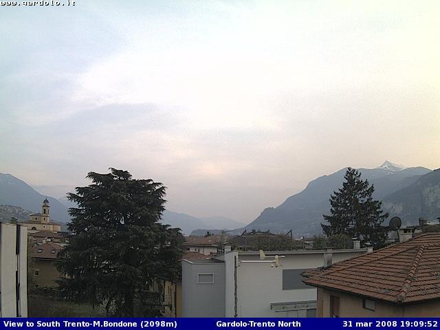 Trento webcam photo 2