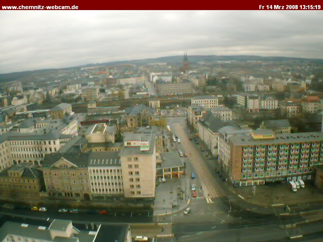 Chemnitz webcam photo 5