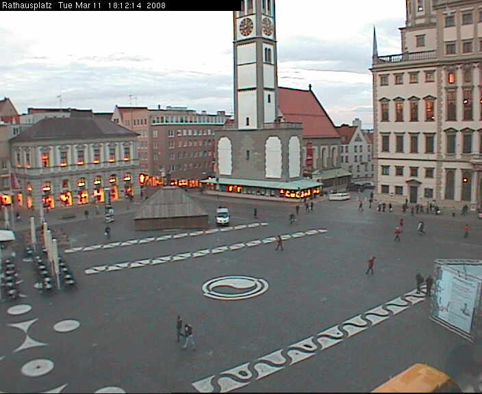 Webcam Rathausplatz photo 1