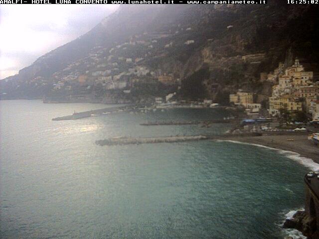 Amalfi Live webcam photo 3